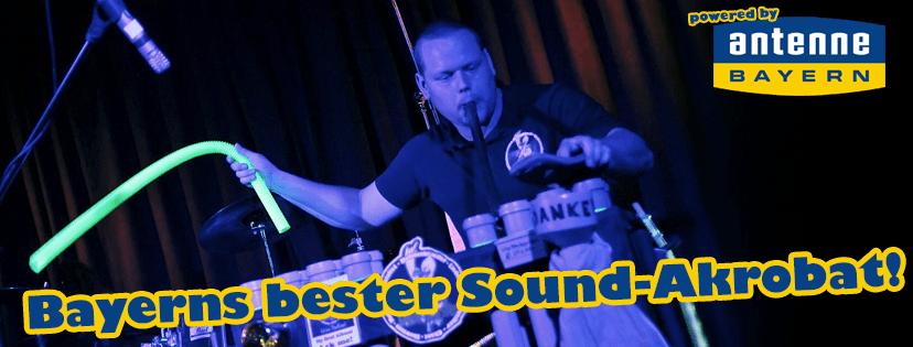 Bayerns bester Sound-Akrobat