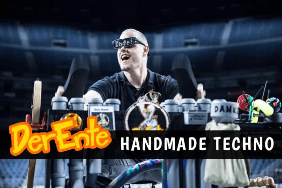 DerEnte - Handmade Techno [Official Video]