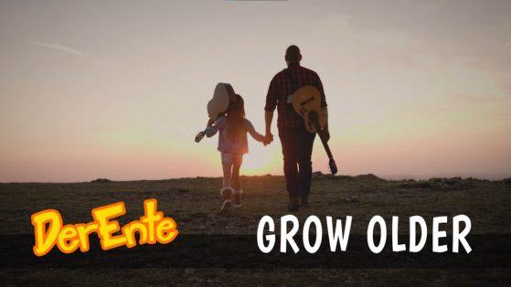 DerEnte - Grow Older [Official Lyric Video]